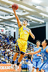 Kam Man Chun #21 of Winling Basketball Club tries to score against the Fukien during the Hong Kong Basketball League game between Winling and Fukien at Southorn Stadium on May 29, 2018 in Hong Kong. Photo by Yu Chun Christopher Wong / Power Sport Images