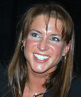 Wrestlemania XIX Press Conference  Stephanie McMahon  2003                                  By John Barrett/PHOTOlink