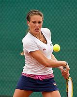 18-08-10, Tennis, Amstelveen, NTK, Nationale Tennis Kampioenschappen, Claire Lablans
