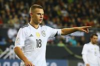 Joshua Kimmich (Deutschland, Germany) - 08.10.2017: Deutschland vs. Asabaidschan, WM-Qualifikation Spiel 10, Betzenberg Kaiserslautern