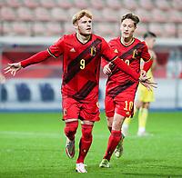 2021.10.08 U21 Belgium - Kazakhstan