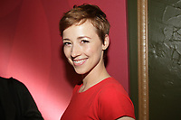 May , 2013 File Photo - Karine Vanasse<br /> attend V Television programmation launch