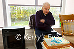 Maurice James O'Sullivan from Valentia Island celebrated his 100th birthday on Saturday with his family.