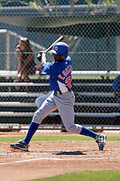 Francisco Guzman -  Chicago Cubs - 2009 extended spring training.Photo by:  Bill Mitchell/Four Seam Images