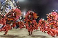 Rio de Janeiro (RJ), 23/02/2020 -Carnaval - Rio - Apresentacao da escola Estacio de Sa no primeiro dia de desfile das escolas de samba do Grupo Especial do Rio de Janeiro neste domingo (23) na Marques de Sapucai. (Foto: Ellan Lustosa/Codigo 19/Codigo 19)