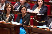 AUDREY AZOULAY, MYRIAM EL KHOMRI - ASSEMBLEE NATIONALE - SEANCE DE QUESTIONS AU GOUVERNEMENT