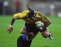 080509 Super 14 Rugby - Hurricanes v Force