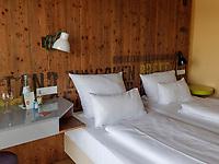 Hotel Freigeist, Tiedexer Tor 5, Einbeck, Niedersachsen, Deutschland, Europa<br /> Hotel Freigeist, Tiedexer Tor 5, Einbeck, Lower Saxony, Germany, Europe