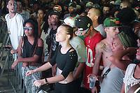 São Paulo, SP - 30.11.2014 - FESTIVAL SP RAP- Publico durante o SP RAP na praça das artes no centro da capital paulista na tarde deste domingo, (30). (Foto: Renato Mendes / Brazil Photo Press)