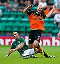 Hibernian FC v Dundee Utd 27th Jul 2014