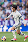 Isco Alarcon of Real Madrid in action during their La Liga match between Real Madrid and Deportivo Alaves at the Santiago Bernabeu Stadium on 02 April 2017 in Madrid, Spain. Photo by Diego Gonzalez Souto / Power Sport Images