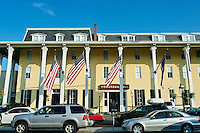Historic Congress Hall hotel (1816), Cape May, NJ, New Jersey, USA
