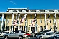 Historic Congress Hall hotel (1816), Cape May, NJ, New Jersey, USA