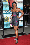 Tasha Smith at The Universal Pictures Premiere of Couples Retreat held at The Village Theatre in Westwood, California on October 05,2009                                                                   Copyright 2009 DVS / RockinExposures