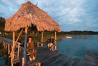 Guatemala, am Peten-Itza-See