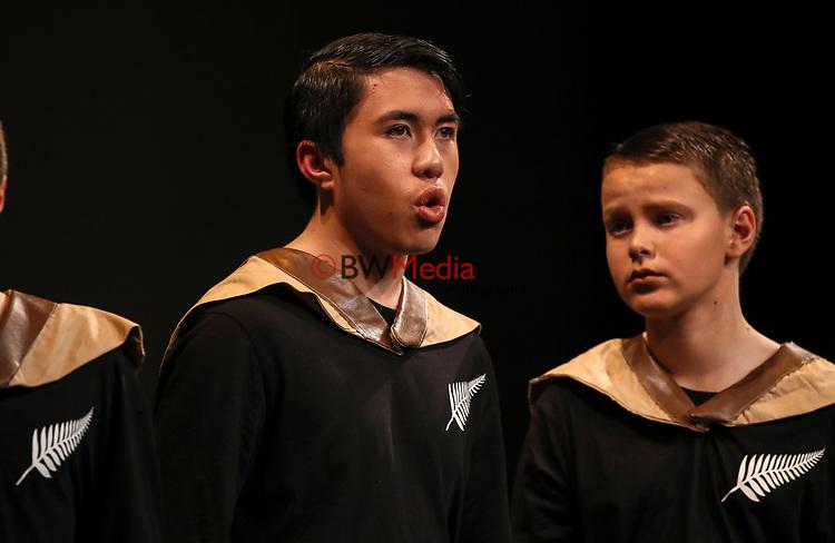 Kings College Junior Drama, Kings College,Monday 24 September 2018. Photo: Simon Watts/www.bwmedia.co.nz