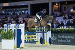 Team BLOOM rider Reed Kessler of USA riding Cewaldine competes in the HKJC Race Of The Riders during the Longines Masters of Hong Kong at the Asia World Expo on 09 February 2018, in Hong Kong, Hong Kong. Photo by Diego Gonzalez / Power Sport Images