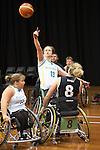 Aust vs Germany Women 19.7.12