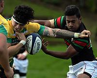 170708 Auckland Premier Club Rugby - Mt Wellington v Waitemata
