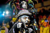 BARRANQUILLA  -COLOMBIA,18-02-2017. Desfile de la Guacherna.Carnavales de Barranquilla./ Parade of the  Guacherna. Photo:VizzorImage / Alfonso Cervantes  / Contribuidor
