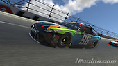 #96: Daniel Suarez, Gaunt Brothers Racing, Toyota Camry<br /> <br /> (MEDIA: EDITORIAL USE ONLY) (This image is from the iRacing computer game)