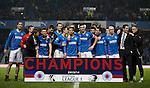 Rangers win SPFL League One