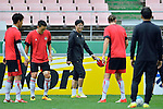 FC Seoul (KOR) during their AFC Champions League Training Session on Tuesday, 27 September  2016, held at  Jeonju World Cup Stadium in Jeonju, South Korea. Photo by Marcio Machado / Power Sport Images