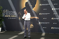 Gérard HERNANDEZ - Photocall 'SCENES DE MENAGE' - 57ème Festival de la Television de Monte-Carlo. Monte-Carlo, Monaco, 17/06/2017. # 57EME FESTIVAL DE LA TELEVISION DE MONTE-CARLO - PHOTOCALL 'SCENES DE MENAGE'