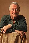 William Styron (1925-2006) American writer.