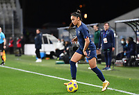 French Sakina Karchaoui (7) pictured during the Womens International Friendly game between France and Switzerland at Stade Saint-Symphorien in Longeville-lès-Metz, France.