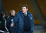St Johnstone v Kilmarnock…02.12.17…  McDiarmid Park…  SPFL<br />An unhappy Tommy Wright<br />Picture by Graeme Hart. <br />Copyright Perthshire Picture Agency<br />Tel: 01738 623350  Mobile: 07990 594431