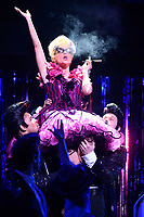 """Cast<br /> appear in """"Strictly Ballroom the musical"""" at the Piccadilly Theatre, London<br /> <br /> ©Ash Knotek  D3396  17/04/2018"""