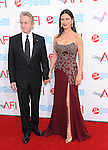 Catherine Zeta-Jones & Michael Douglas at The 37th AFI Life Achievement Award held at Sony Picture Studios  in Culver City, California on June 11,2009 and will air on TV Land July 19th,2009 at 9:00 PM ET/PT                                                                    Copyright 2009 DVS / RockinExposures