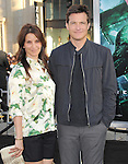 Jason Bateman and wife at Warner Bros. Pictures World Premiere of Green Lantern held at Grauman's Chinese Theatre in Hollywood, California on June 15,2011                                                                               © 2011 DVS/Hollywood Press Agency