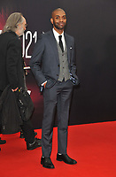 """Jaygann Ayeh at the 65th BFI London Film Festival """"The Souvenir Part II"""" The Londoner gala, Royal Festival Hall, Belvedere Road, on Friday 08th October 2021, in London, England, UK. <br /> CAP/CAN<br /> ©CAN/Capital Pictures"""