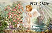 Dona Gelsinger, CHILDREN, KINDER, NIÑOS, paintings+++++,USGE0713W,#k#, EVERYDAY ,angels