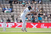 The big breakthrough. Virat Kohli, India nicks Kyle Jamieson, New Zealand and is caught behind during India vs New Zealand, ICC World Test Championship Final Cricket at The Hampshire Bowl on 23rd June 2021