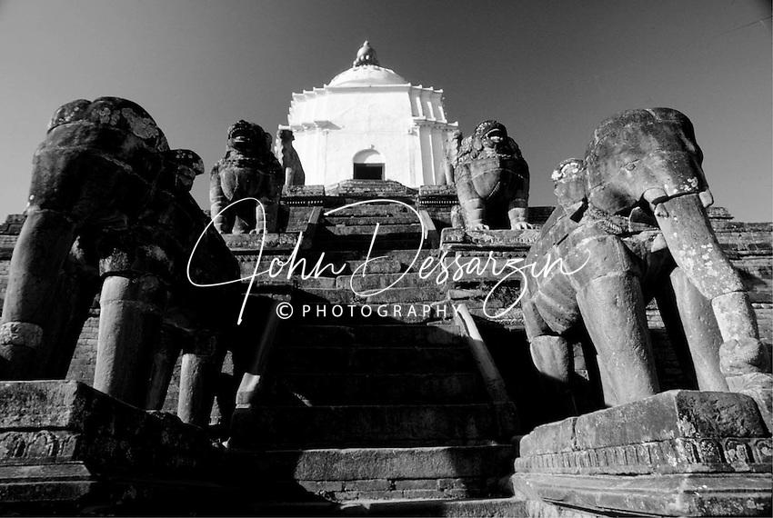 Bahaktapur Square 15th Century Newar Nepal