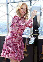 Kathy Hilton Visits The Empire State Building