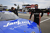 #66: Stephen Leicht, Motorsports Business Management, Toyota Camry JANIKING