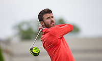 Michael Carrick (Manchester United Coach) during the BMW PGA PRO-AM GOLF at Wentworth Drive, Virginia Water, England on 23 May 2018. Photo by Andy Rowland.