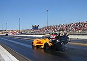 NHRA Mello Yello Drag Racing Series<br /> Toyota NHRA Sonoma Nationals<br /> Sonoma Raceway, Sonoma, CA USA<br /> Sunday 30 July 2017 J.R. Todd, DHL, funny car, Toyota, Camry<br /> <br /> World Copyright: Mark Rebilas<br /> Rebilas Photo
