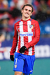 Antoine Griezmann of Atletico de Madrid reacts during their La Liga match between Atletico de Madrid and RC Celta de Vigo at the Vicente Calderón Stadium on 12 February 2017 in Madrid, Spain. Photo by Diego Gonzalez Souto / Power Sport Images
