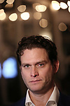 Steven Pasquale attends the Opening Night After Party for the Lincoln Center Theater Production of 'Junk' on November 2, 2017 at Tavern On The Green in New York City.