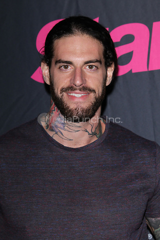 HOLLYWOOD, CA - OCTOBER 22: Austin Matelson at Star Magazine's Scene Stealers party at The W Hollywood on October 22, 2015 in Hollywood, California. Credit: mpi21/MediaPunch