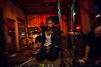 2015/08/12 Musik | Algiers Live @ //about blank