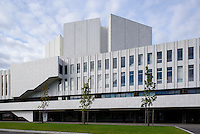 Finlandia-Halle in Helsinki, Finnland