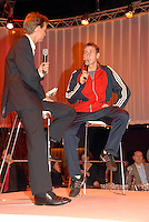 22-2-07,Tennis,Netherlands,Rotterdam,ABNAMROWTT, interview with Thiemo de Bakker