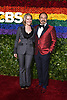 Rebecca Luker and husband Danny Burstein attends the 2019 Tony Awards on June 9, 2019 at Radio City Music Hall in New York, New York, USA.<br /> <br /> photo by Robin Platzer/Twin Images<br />  <br /> phone number 212-935-0770