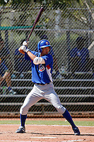 Dong-Yub Kim - Chicago Cubs 2009 Instructional League. .Photo by:  Bill Mitchell/Four Seam Images..